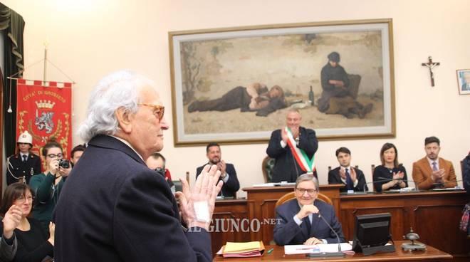 Cittadinanza onoraria a Gianfranco Luzzetti