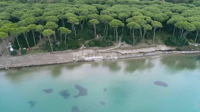 erosione Punta Ala