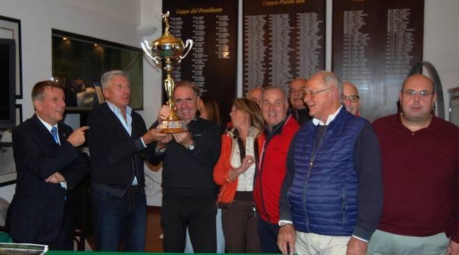 Evento Golf by Enegan 2018 premiazioni