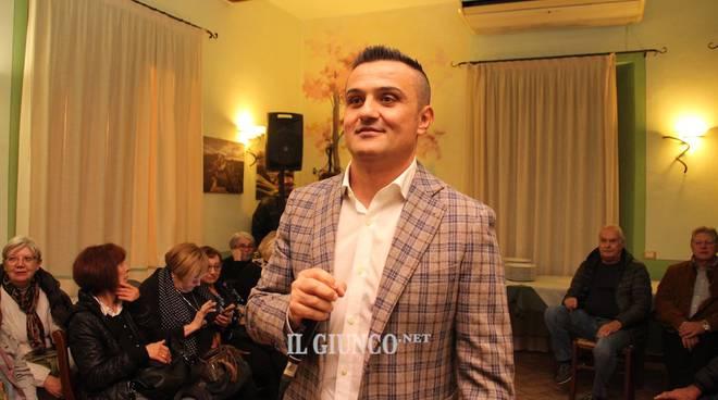 Francesco Limatola presentazione 2018