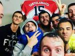 Gea Basket selfie post vittoria