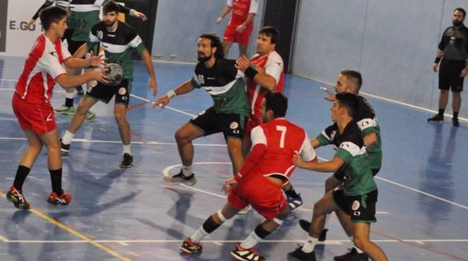 Grosseto Handball vs Tavarnelle 2018