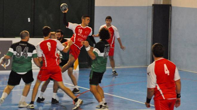 Grosseto Handball vs Tavarnelle 2018