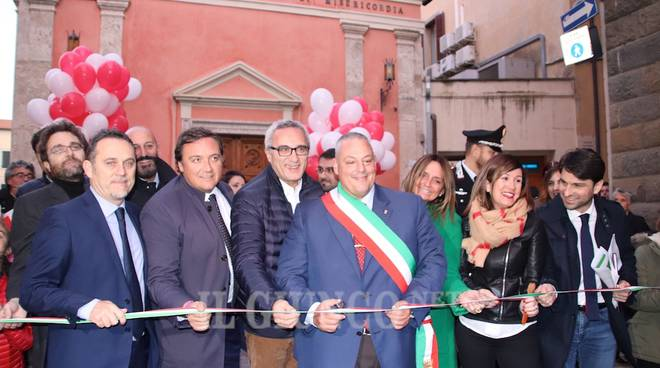 inaugurazione Pop up