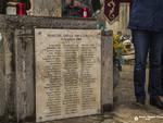 Lapide martiri Niccioleta 2018