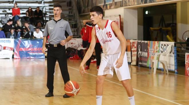 Pallacanestro Grosseto U18 Gabriele Ciacci