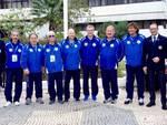 Perosi e Reali in azzurro per i Mondiali 2018 di Surf casting