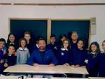 ricrezione Capalbio - Bellumori con studenti
