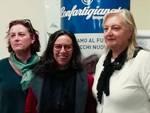 Stella Bevilotti confart movimento donne reg