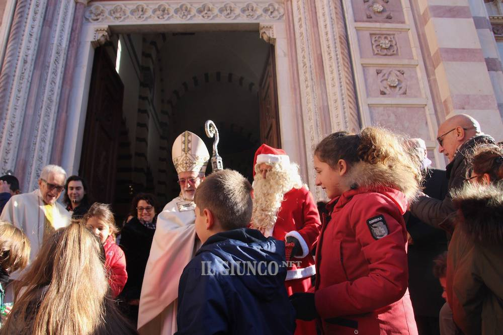 Babbo Natale in piazza 2018 (Urbano Peruzzi)