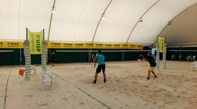 beach tennis uisp