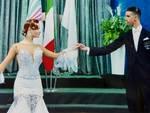 Bruni e Cassai della dance Academy ai mondiali