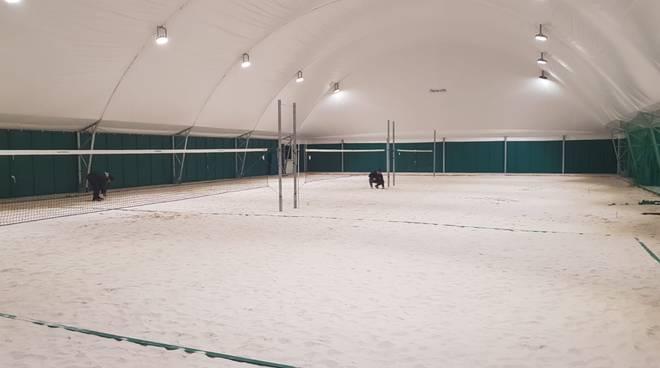 campi da beach tennis uisp