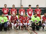 Cp Hockey vs Follonica - rosa