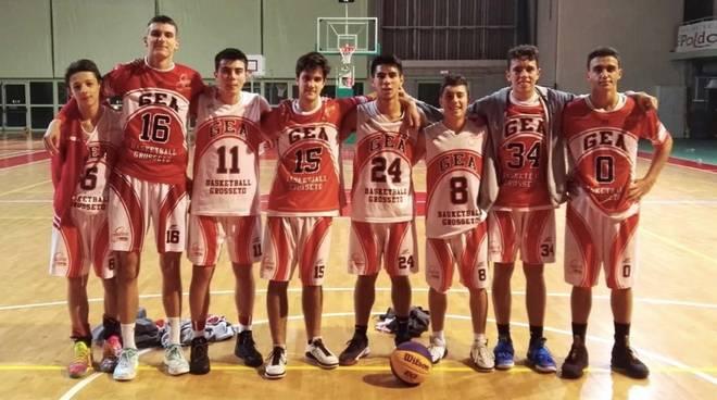 Gea Under 18 B Torneo 3x3