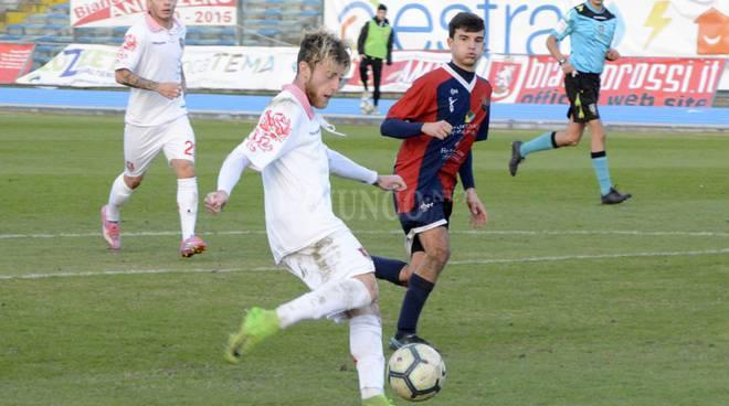 Grosseto-Cecina 5-0