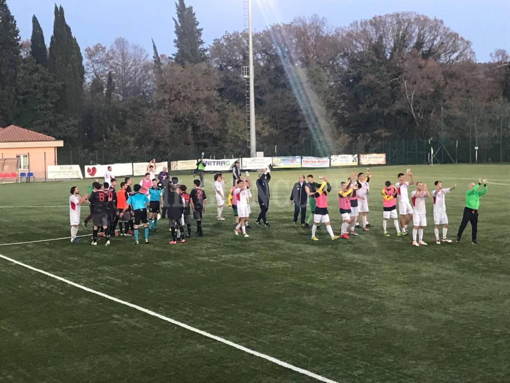 Grosseto-Montignoso 0-1 Coppa Toscana