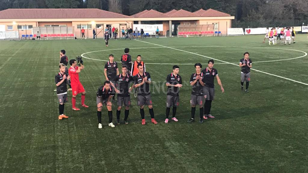 Grosseto-Montignoso 0-1 Coppa Toscana