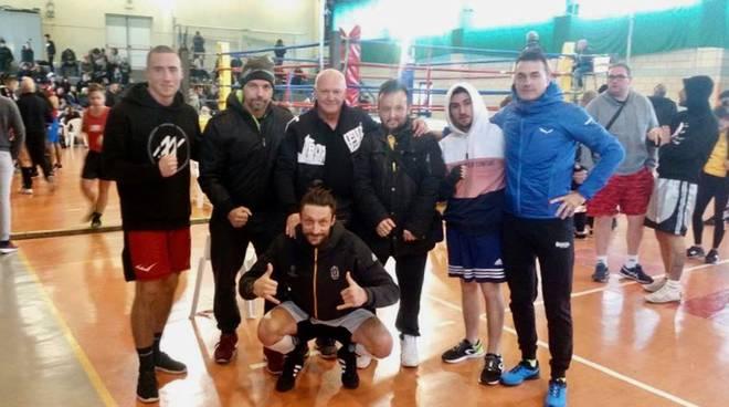 Maremma Boxe al Memorial Baldi 2018