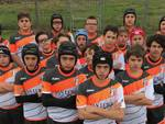 Maremma Super Rugby Undr 14 nuove maglie