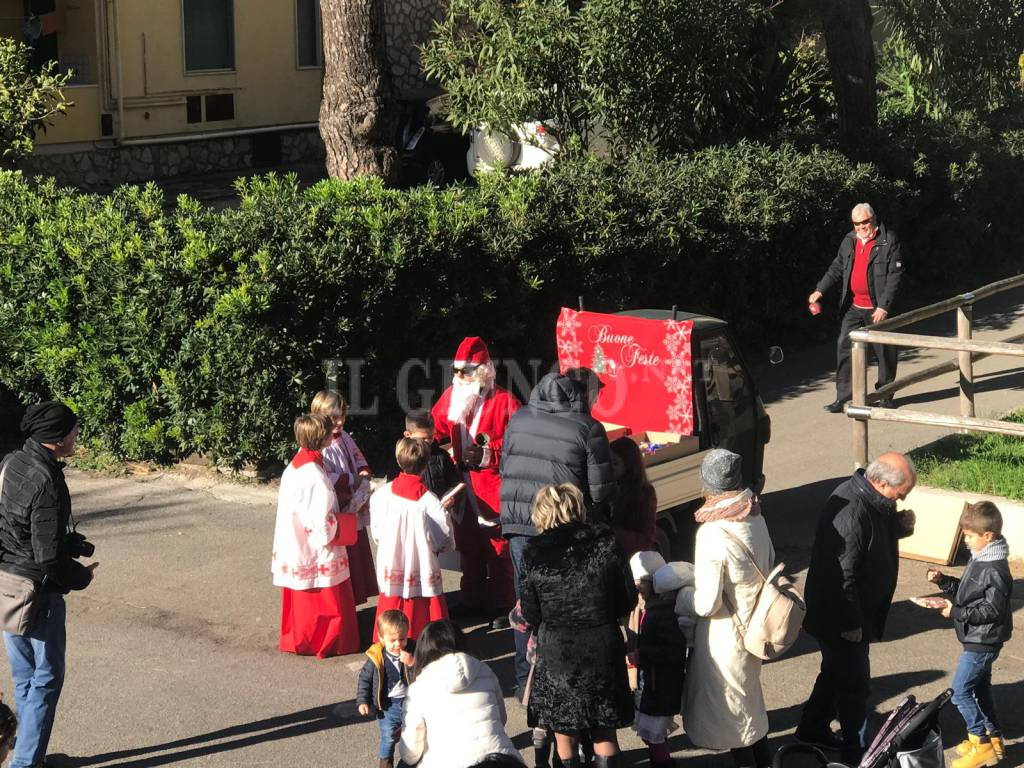 messa natale 2018 bimbi neghelli