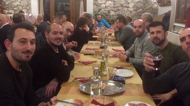 Orbetello Bike Tribe cena natale