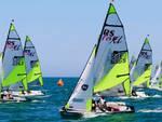 """""""Regate del Golfo di Follonica"""", Campionato del Mondo RS Feva"""