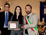 Sheila Russo premiata a Capalbio