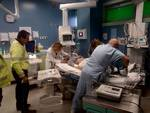 Simulazione intervento chirurgico operazione asl sanità
