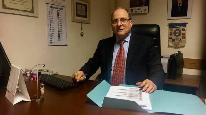 Agide Rossi delegato provinciale Figc