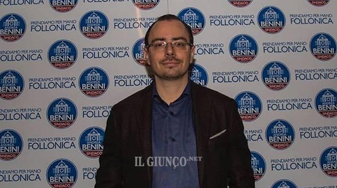 Andrea Benini (candidatura) 2019