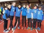Atletica Follonica giovanili gennaio 2019