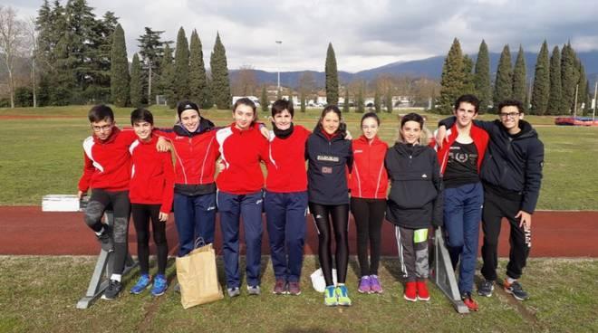 Atletica Grosseto - marciatori