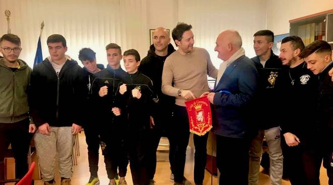 conf stampa Fight gym Irlanda