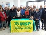 Consegna Uisp assegni ad associazioni