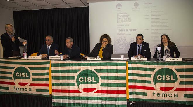 Convegno Cisl Ind chimica (2019)