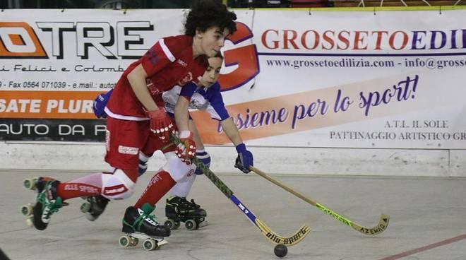 Cp Under 15 - Tommaso Giusti (foto M. Casaburi)