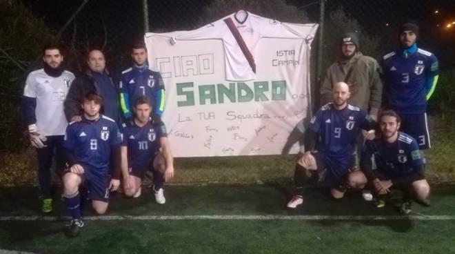 Istia Campini onora Sandro Starnai 2019