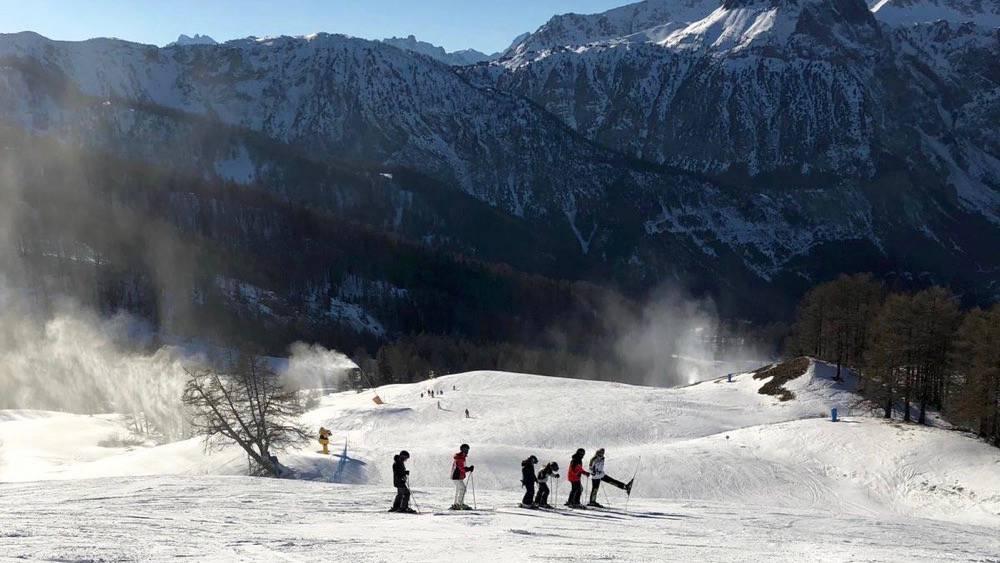 Modulo sport invernali Fossombroni
