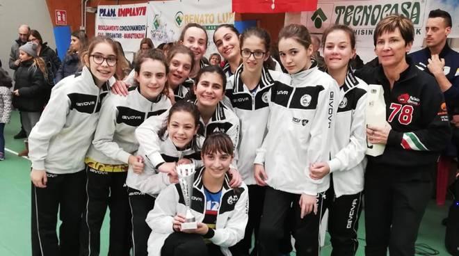 Pallavolo Grosseto Under 13 torneo