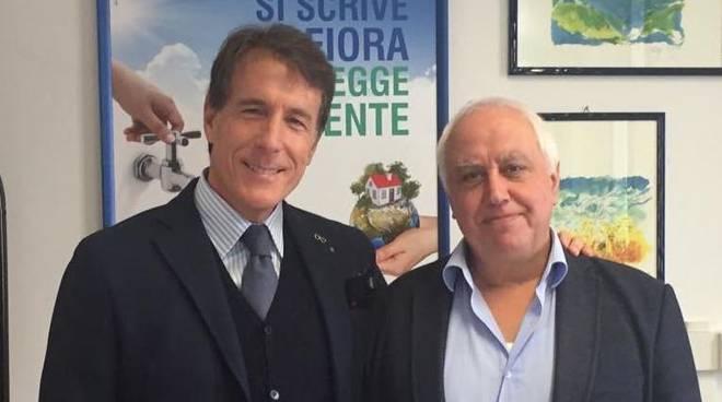 Piero Ferrari Emilio Landi Acquedotto del Fiora