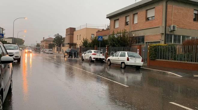 Pioggia gennaio 2019
