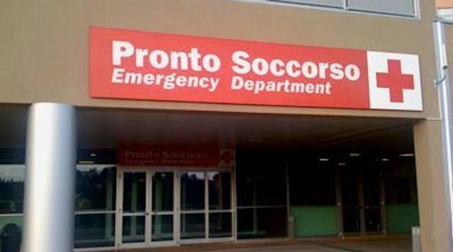 Pronto soccorso Scotte Siena