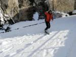 snowboard in paese