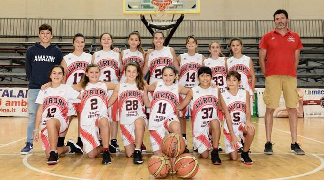 Under 14 Gea (foto Ilaria Scalora)