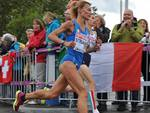 Valeria Straneo maratona Zurigo 2014