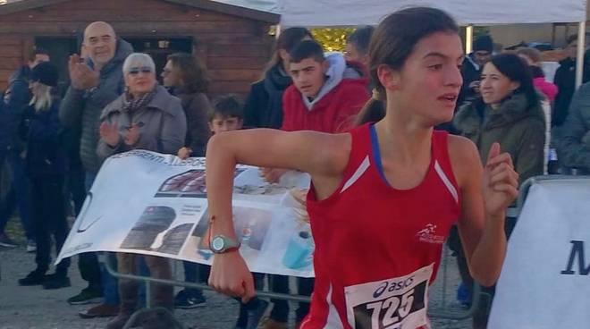 Zoe Orsolini (Atletica Grosseto) campestre