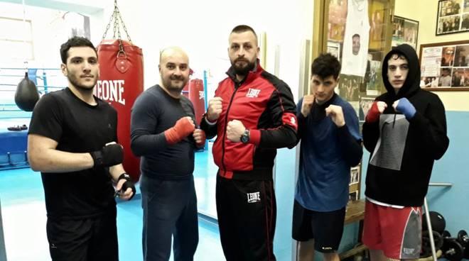 Angelo Rizzo Team Rosanna Cavini