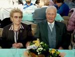 Bruna e Raffaello anniversario 70 anni