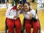 Compagnia Maremmana, Giulia Baldi e Giulia Ferrara oro agli italiani
